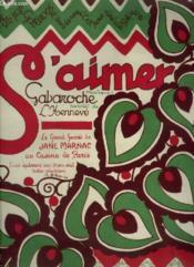 S'Aimer - Piano Et Chant. - Couverture - Format classique