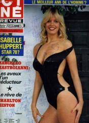 Cine Revue - Tele-Programmes - 58e Annee - N° 18 - Coming Home - Couverture - Format classique