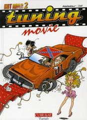 Vente livre :  Hot road t.2 ; tuning movie  - Coll
