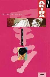 Akira - Tome 07 - Intérieur - Format classique