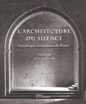 Architecture Du Silence (L') - Intérieur - Format classique