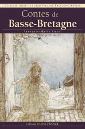 Contes de Basse-Bretagne - Couverture - Format classique