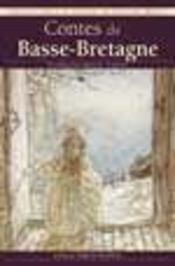 Contes de Basse-Bretagne - Intérieur - Format classique