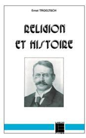 Religion Et Histoire - Couverture - Format classique