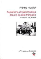 Aspirations Revolutionnaires - Couverture - Format classique