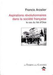 Aspirations Revolutionnaires - Intérieur - Format classique
