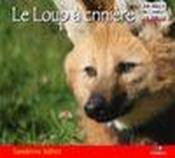 Le loup à crinière - Couverture - Format classique