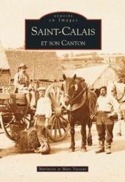 Saint-Calais et son canton - Couverture - Format classique