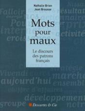 Mots Pour Maux - Couverture - Format classique