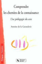 Comprendre Les Chemins De La Connaissance - Intérieur - Format classique