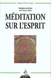 Meditations Sur L'Esprit - Intérieur - Format classique