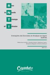 Entrepots de donnees et analyse en ligne eda 06 - Intérieur - Format classique