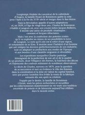 La faience de langleais t.1 - 4ème de couverture - Format classique