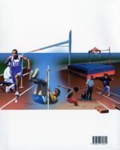 Athlétisme t.2 ; les sauts - 4ème de couverture - Format classique