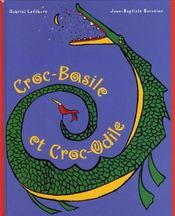 Croc Basile Et Croc Odile - Intérieur - Format classique