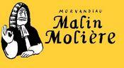 Malin Molière (2e édition) - Couverture - Format classique