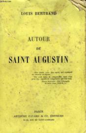 Autour De Saint Augustin. - Couverture - Format classique