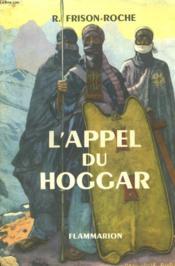 L'Appel Du Hoggar. - Couverture - Format classique