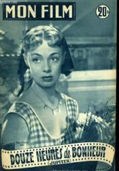 Mon Film N° 335 - Douze Heures De Bonheur - Couverture - Format classique
