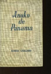 Les Aventures De Jacques Mervel - Anako De Panama - Couverture - Format classique