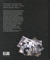 Miroslav Tichý - 4ème de couverture - Format classique