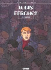 Louis Ferchot t.8 ; le déserteur - Intérieur - Format classique
