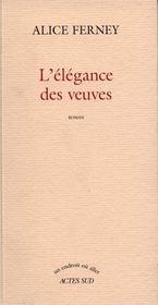 L'elegance des veuves - Intérieur - Format classique