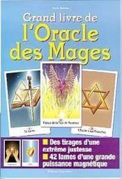 Oracle Des Mages - Couverture - Format classique
