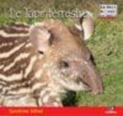 Le tapir terrestre - Intérieur - Format classique