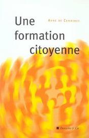 La Formation Citoyenne - Intérieur - Format classique