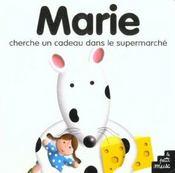 Marie Cherche Un Cadeau Dans Le Supermarche - Intérieur - Format classique