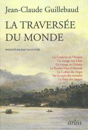 La Traversee Du Monde - Intérieur - Format classique