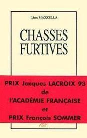 Chasses Furtives - Couverture - Format classique