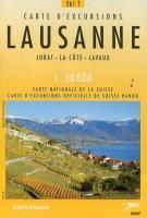Lausanne - Couverture - Format classique