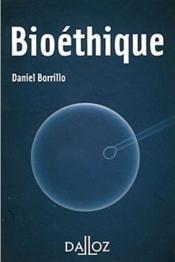 Bioéthique (édition 2011) - Couverture - Format classique