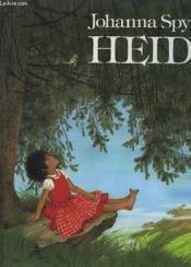 Heidi. - Couverture - Format classique