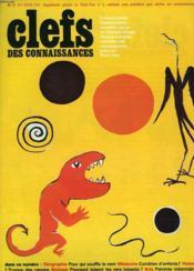 Clefs Des Connaissances - N°11 - Couverture - Format classique