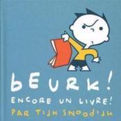 Beurk ! Encore Un Livre - Couverture - Format classique