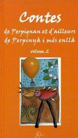 Contes De Perpignan Et D'Ailleurs T.2 - Intérieur - Format classique