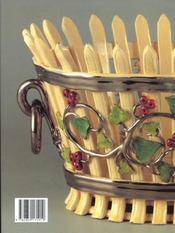La faience de langeais - tome 2 - 4ème de couverture - Format classique