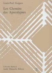 Chemins Des Apocalypses (Les) - Couverture - Format classique