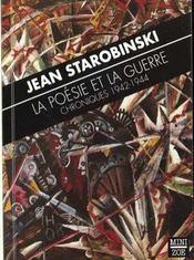 La Poesie Et La Guerre - Chroniques 1942-1945 - Intérieur - Format classique