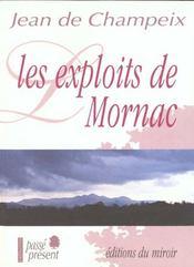 Les exploits de mornac - Intérieur - Format classique