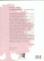 Les exploits de mornac - 4ème de couverture - Format classique