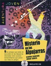 Misterio En Las Alpujarras + Cd - Couverture - Format classique