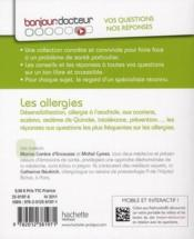 Les allergies  - Marina Carrere D'Encausse - Michel Cymes