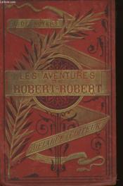Les Aventures De Robert-Robert - Couverture - Format classique