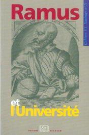 Ramus Et L'Universite - Intérieur - Format classique