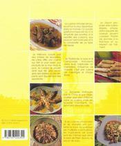 La cuisine asiatique - 4ème de couverture - Format classique