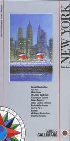 New York (Empire State Building, Chinatown, Metropolitan Museum - Intérieur - Format classique